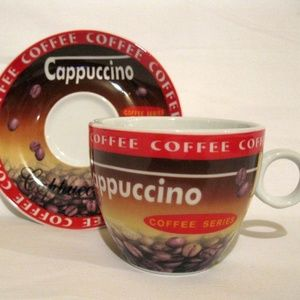 Other - Cappuccino Coffee Cup 200ml